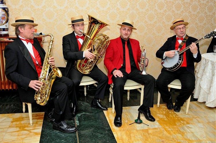 Matrimonio In Jazz : Musica matrimonio roma jazz dixieland e swing band live